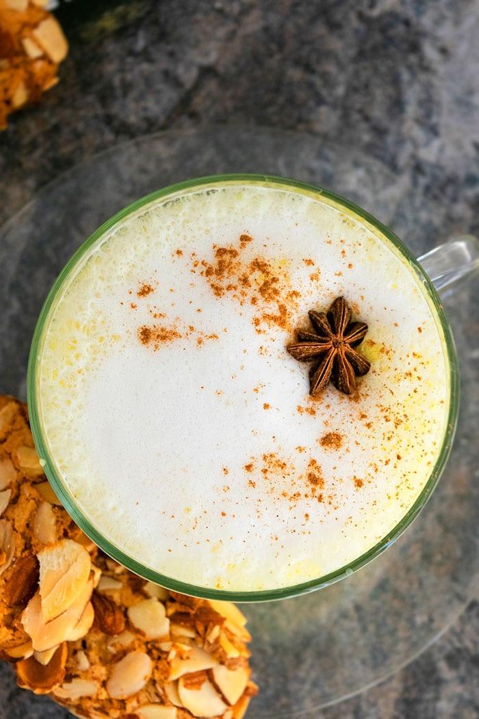 Best Homemade Golden Milk Recipe
