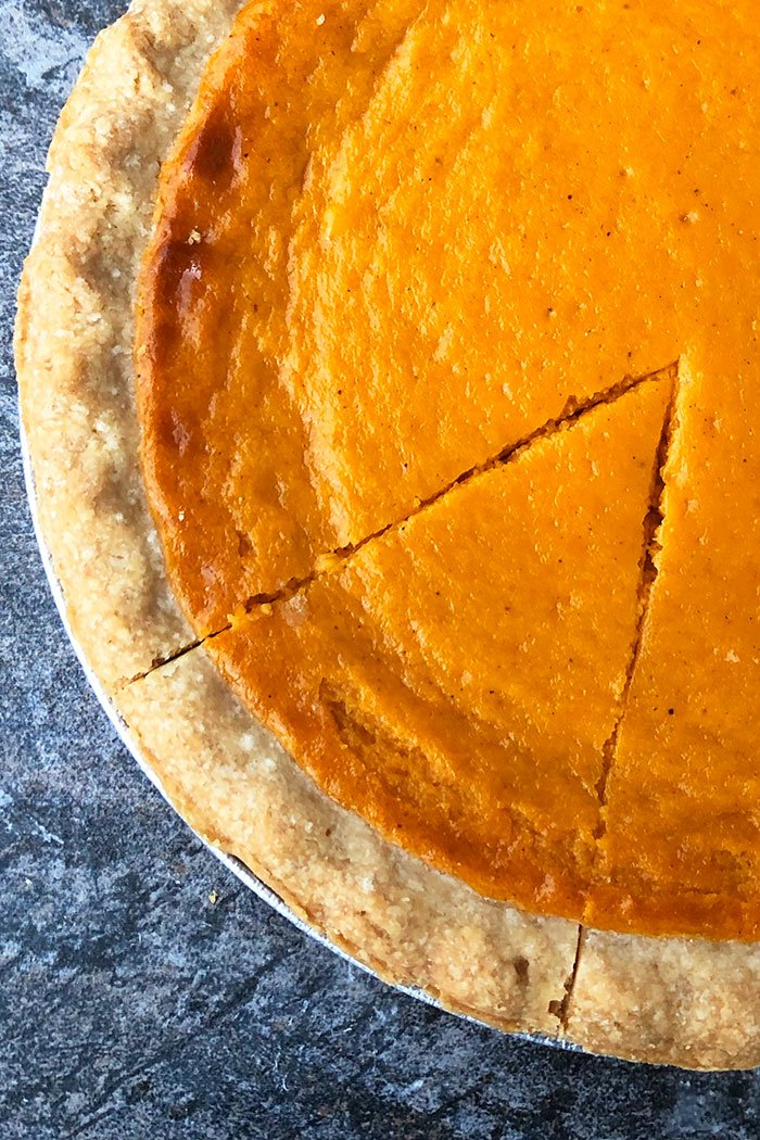 Easy Sweet Potato Pie Cakewhiz